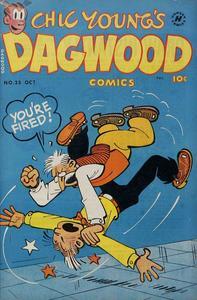 Chic Young's Dagwood Comics 023 (1952) (Harvey)