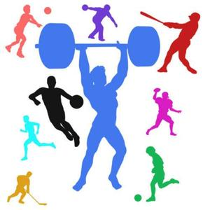 Sports Silhouettes Brushes