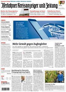 IKZ Iserlohner Kreisanzeiger und Zeitung Hemer - 21. Mai 2019