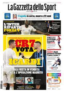 La Gazzetta dello Sport Sicilia – 06 agosto 2019