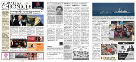 Gibraltar Chronicle – 10 July 2018