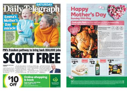The Daily Telegraph (Sydney) – May 09, 2020