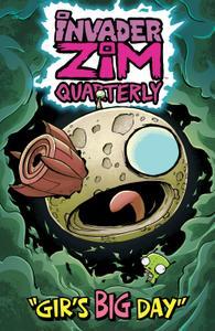 Invader Zim Quarterly-Girs Big Day 001 2020 Digital Bean