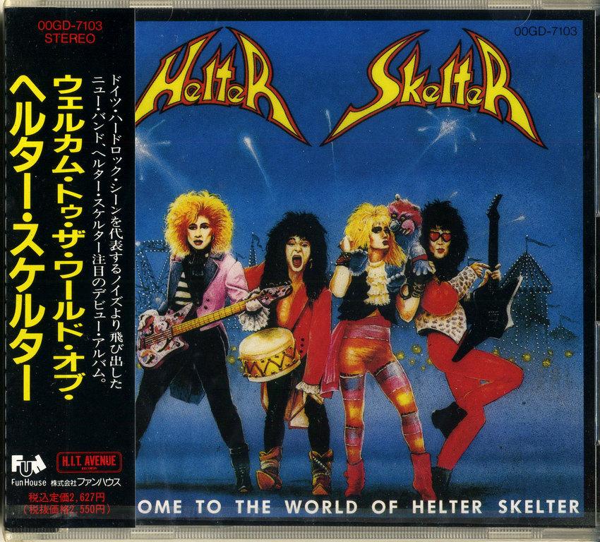 Helter Skelter - Welcome To The World Of Helter Skelter (1988) {1989