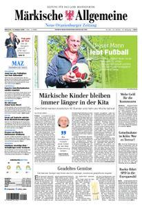 Neue Oranienburger Zeitung - 17. Oktober 2018