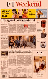 Financial Times Europe – 07 December 2019