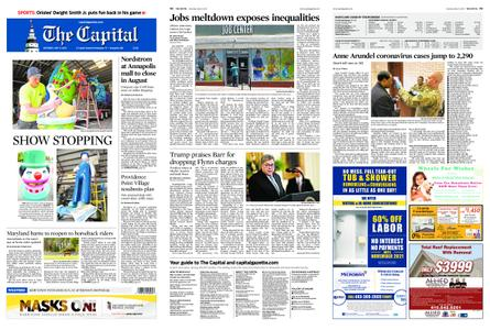The Capital – May 09, 2020