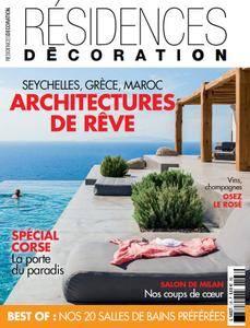 Residences Decoration - Juillet/Aout 2017