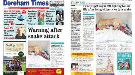 Dereham Times – May 03, 2018