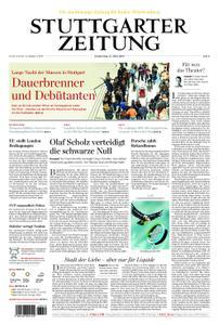 Stuttgarter Zeitung – 21. März 2019