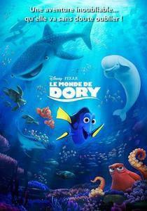 Finding Dory / Le Monde de Dory (2016)