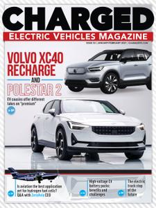 CHARGED Electric Vehicles Magazine - January/February 2021