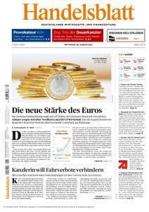 Handelsblatt - 30. August 2017