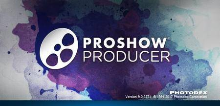 Photodex ProShow Producer 9.0.3772 + Portable