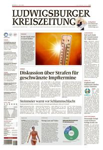 Ludwigsburger Kreiszeitung LKZ - 05 Juli 2021