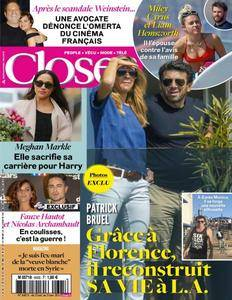 Closer France - 21 Octobre 2017