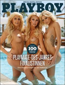 Playboy Germany Special Digital Edition - Playmate des Jahres Finalistinnen - 2015