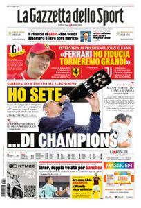 La Gazzetta dello Sport Roma – 28 luglio 2020