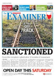 The Examiner - August 8, 2019