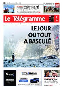 Le Télégramme Brest Abers Iroise – 11 septembre 2021