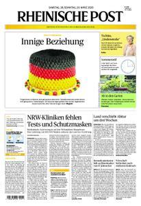 Rheinische Post – 28. März 2020