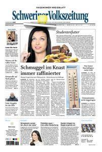 Schweriner Volkszeitung Hagenower Kreisblatt - 01. März 2018