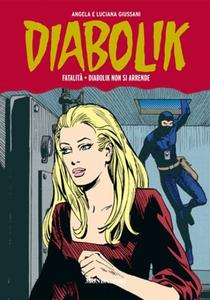 Diabolik - Gli Anni della Gloria N.014 - Fatalità -  Diabolik non si arrende (11-2012)