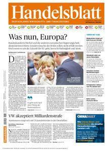 Handelsblatt - 29. Juni 2016