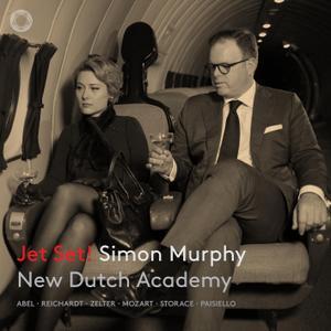 Simon Murphy & New Dutch Academy Chamber Orchestra - Jet Set! (2019) [Official Digital Download 24/96]
