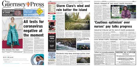 The Guernsey Press – 11 February 2020