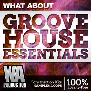 WA Production What About Groove House Essentials ACiD WAV MiDi