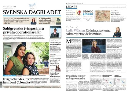 Svenska Dagbladet – 03 december 2018