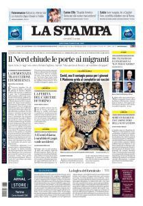 La Stampa Torino Provincia e Canavese - 30 Luglio 2020