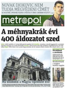 Metro [Hungary - Budapest], 22. Januar 2014