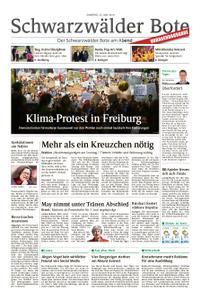 Schwarzwälder Bote Hechingen - 25. Mai 2019
