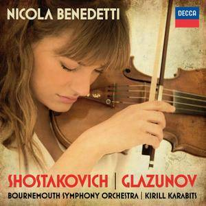 Nicola Benedetti - Shostakovich & Glazunov: Violin Concerto (2016) [TR24][OF]