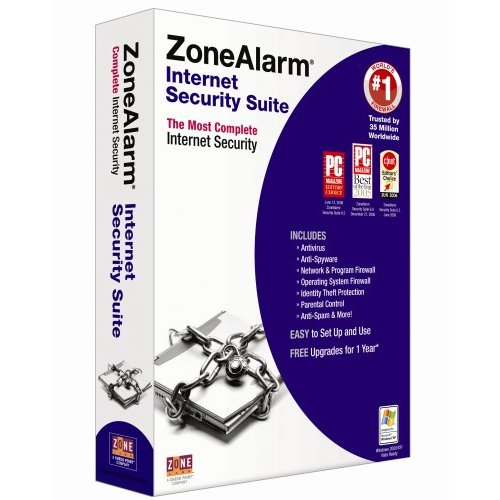 ZoneAlarm Internet Security Suite 8.0.298.000