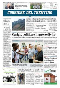 Corriere del Trentino – 22 settembre 2019