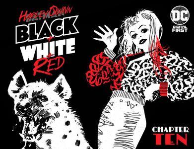 Harley Quinn Black + White + Red 010 2020 digital Son of Ultron