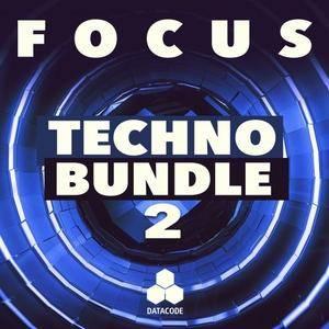 Datacode FOCUS Techno Bundle 2 WAV