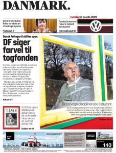 JydskeVestkysten Varde – 02. marts 2019