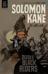 Dark Horse-Solomon Kane Vol 02 Death s Black Riders 2016 Hybrid Comic eBook