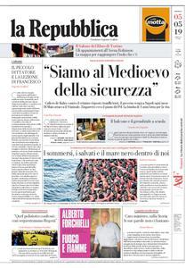la Repubblica – 05 maggio 2019