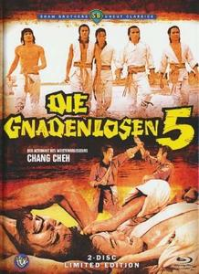 5 Masters of Death (1974) Five Shaolin Masters