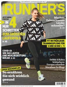 Runner's World Deutschland - März 2021