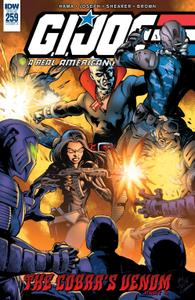 G I Joe-A Real American Hero 259 2019 Digital Thornn