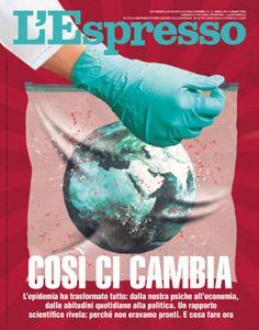 L'Espresso - 08 marzo 2020