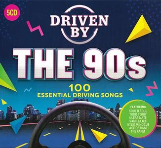 VA - Driven By The 90s (5CD, 2019)
