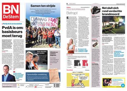 BN DeStem - Bergen op Zoom – 03 september 2019