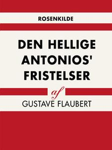 «Den hellige Antonios fristelser» by Gustave Flaubert